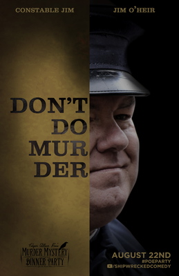 Constable Jim Poster