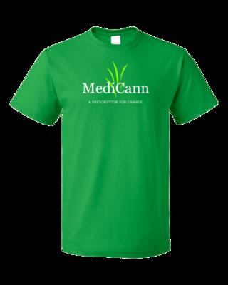 MediCann Logo T-shirt