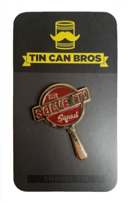 The Solve It Squad Pin
