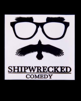 Shipwrecked - Logo Pin
