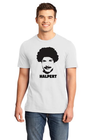 Movies, Musicals, and Me - Halpert Standard White Stock Model Front 1