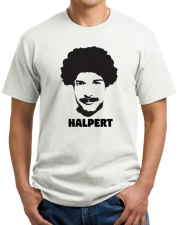 Movies, Musicals, and Me - Halpert Standard White Stock Model Front 1 Thumb