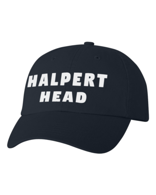 Movies, Musicals, and Me - Halpert Head Hat