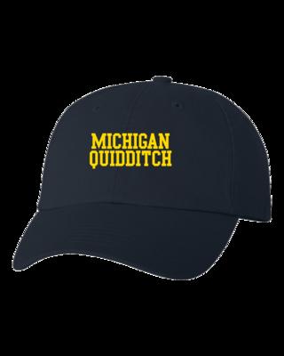 Michigan Quidditch Hat
