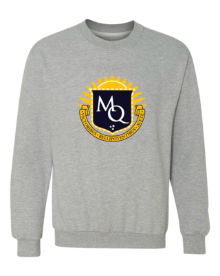 Michigan Quidditch Logo Crewneck Sweatshirt
