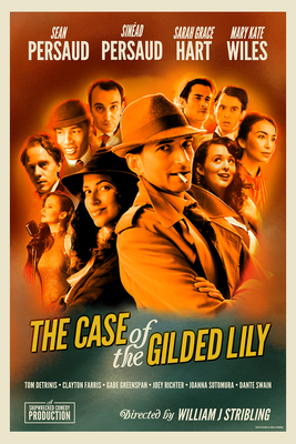 Shipwrecked - The Case of the Gilded Lily Movie Poster