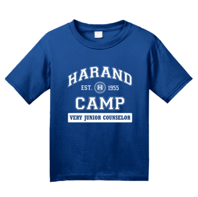 Harand Theatre Camp - Very Junior Counselor T-shirt