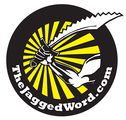 Jagged Word Logo