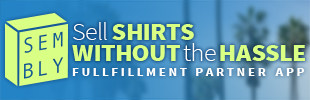 SEMBLY - sell shirts without hassle