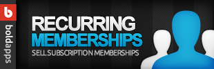 Recurring Memberships