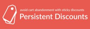 Persistent Discounts