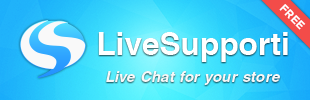 LiveSupporti - Live Chat Software