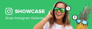 Showcase - Shoppable Instagram Galleries