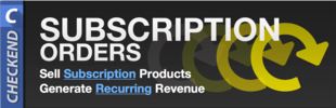 Subscription Order | Recurring Orders & Billing
