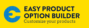 Easy Product Option Builder