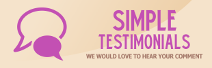 Simple Testimonials