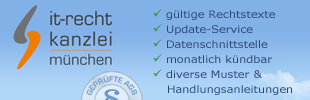 IT-Recht Kanzlei AGB-Service