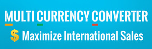 Multi Currency Converter | Auto currency conversion, localized user experience for foreign shoppers