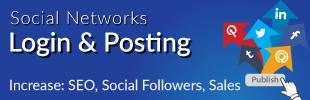 SocialAll Login & Posting