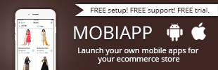 MobiApp - Mobile apps for your ecommerce store