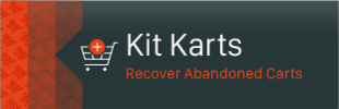 Kit Karts - Abandoned Cart Recovery for Kit