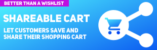 The Persistent and Shareable Cart