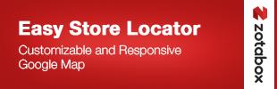 Easy Store Locator
