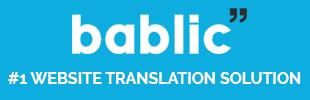 Bablic Translation