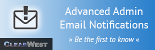 Advanced Admin Email Notifications