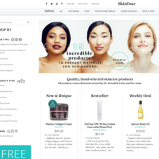 Skintour.com - Skincare Products & Recommendations hand picked by Dr Brandith Irwin.