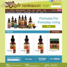 The Herbalist - Manufacturing Herbal Medicine Since 1984
