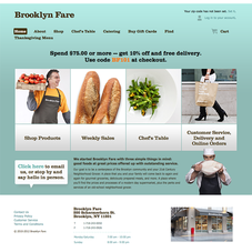 Brooklyn Fare - food retail - Brooklyn, NY, USA