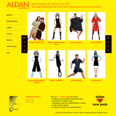 Aldan - fashion and beauty apparel - Bronx, NY, USA