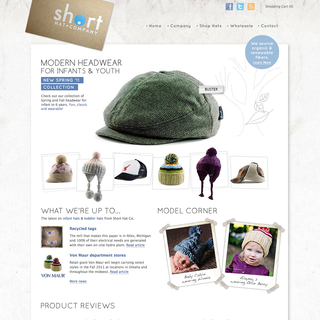 Tracy Sailors - Ecommerce Designer / Developer / Setup Expert / Retail Expert - ShortHats.com