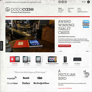 RyanFosterDesign - Ecommerce Designer / Developer / Setup - DODOcase