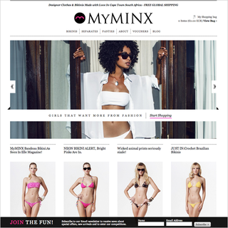 RyanFosterDesign - Ecommerce Designer / Developer / Setup - Minx