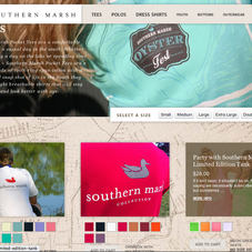 Southern Marsh Filterable Collection Page