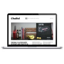 Chalkd Blackboards Store  www.chalkd.co.nz