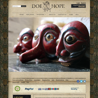 Rawsterne Web Design & Illustration - Ecommerce Designer / Developer / Setup Expert - Doe and Hope