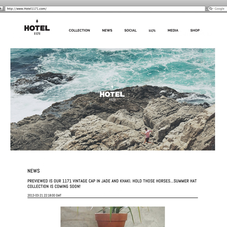 Hotel 1171 Homepage