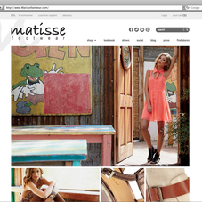 Matisse Homepage