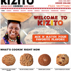 Kizito Cookies / Bakery &amp; Crafts Shop