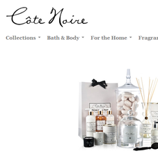 Cote Noir Australia's leading supplier of candles to retailers