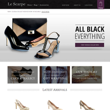 Le Scarpe: Luxury Shoes, Bags & Accessories