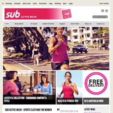 Women's Sports clothing - SUB Active Wear