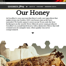 Goodbees Honey
