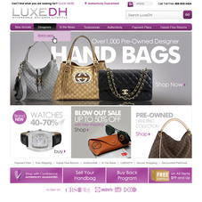 Luxe Designer Handbags