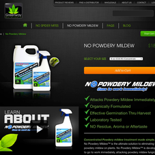 Organic Pest Control Website