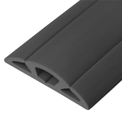 urashima taro floor cord protector 15ft beige tan dark gray black n. Black Bedroom Furniture Sets. Home Design Ideas