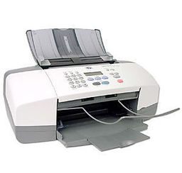 Medium officejet 4110